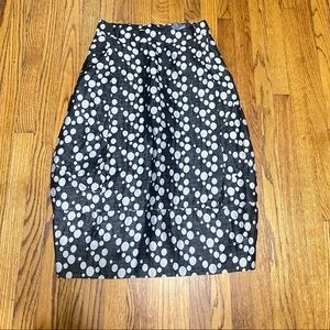 Lilith polka dots skirt size S